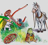 The Wind in the Willows, by Kenneth Grahame