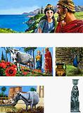 Legends of Ancient Greece: Queen of Beauty