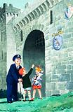 Jack and Jill and the Old Castle