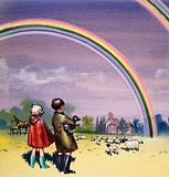 """""""R"""" for Rainbow"""