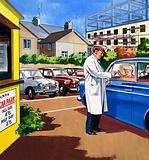 The Car Park Attendant
