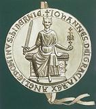 Seal on Magna Carta