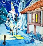 Wizard in the Moonlight