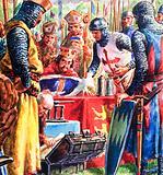 Signing the Magna Carta