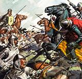 Battle of Bannockurn, Scotland, 1314