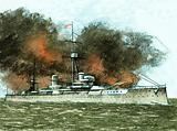 Unidentified British destroyer