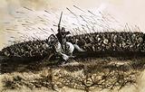 Unidentified battle (Agincourt?)