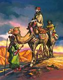 The Travels of Marco Polo: Marco Polo Crosses the Persian Deserts