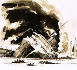 The Great Steamers: The Ship That Died in Dock. The Normandie.