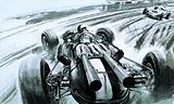 No Briton had won the Indianapolis 500 until Jim Clark in his Lotus Ford