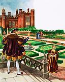 Once Upon a Time… a stroll around the Tudor garden