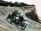 Unidentified motor race