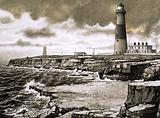 Famous British Headlands: Portland Bill