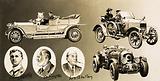 Henry Royce, Charles Rolls, W. O. Bentley –  three pioneers of the motor car