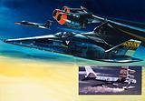 The Martin Marietta X-24B shuttle