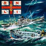 R.N.L.I. Royal Naval Lifeboat Instution