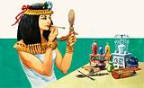 Dressing up and making up in Ancient Egypt