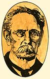 Karl Benz, the famous engineer