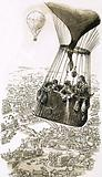 The world's first regular airmail service was established in 1870