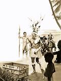 Tribesmen of New Guinea