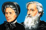 William Booth and his wife Catherine
