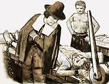 Nicholas Owen was arrested and tortured