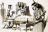 Doctors of Ancient Egypt