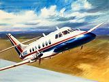 The Handley Page Jetstream