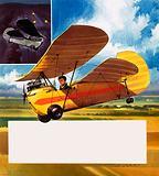 Henri Mignet's invention the Pou de Ciel