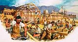 Dutch settlers in South Africa