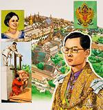 King Bhumipol Adulyadej, ruler of Thailand