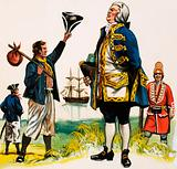 When was the Royal Navy Uniform adopted?