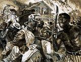 Slave revolt in the Southern United States