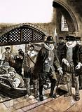 The murder of Sir Thomas Overbury at the Tower of London