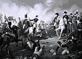 Napoleon triumphs at the Battle of Austerlitz