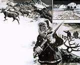 The Man Who Discovered the Blond Eskimos