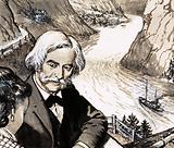 Edvard Grieg spent his later years in an especially constructed house overlooking a fjord