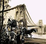 The Manai Bridge, build by Thomas Telford