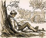 Naturalist David Douglas was inspired to explore by reading Robinson Crusoe