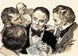William Wilberforce was congratulated by his fellow members in the House of Parliament