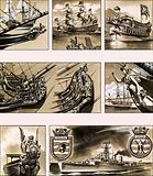 From Then Till Now: Ships' Symbols –  Figureheads