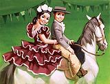 Children from Spain