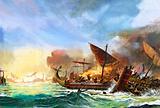 Battle of Salamis, 480 BC