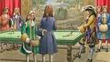 Billiards, as played by Louis XIV at Versailles