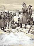 The Christmas Day Armistice