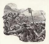 Swiss Infantry in the 15th century