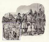 Crusaders in Turkey in the 11th century