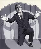 Al Jolson, the Jazz Singer