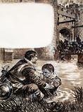 Only two survived the massacre at New Brandenburg