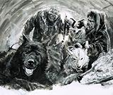Vilhjalmar Stefansson discovered blond Eskimos